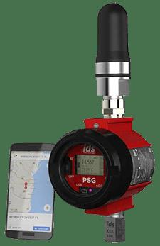 PSG-3 Surface Recorder Bluetooth/GPS